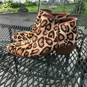 Sam Edelman shoes cheetah